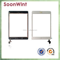 for ipad mini digitizer with ic connector, supply in China accept paypal.