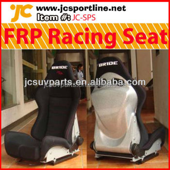JC Bride Black Racing Seats