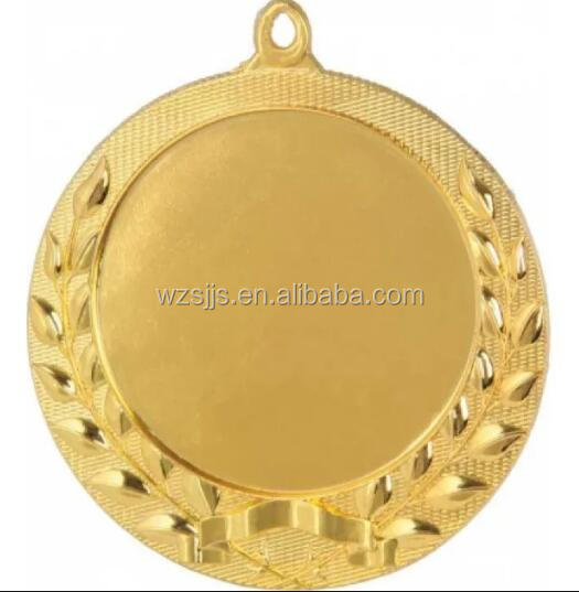 Factory Price Wholesale Custom Fashionable 3D Number Shape <strong>Metal</strong> Medals-w87