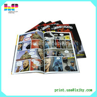 Gorgeous softcover comic book hindi story cartoons wholesale comics book