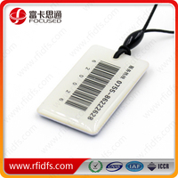 good price custom nfc key chain rfid tag with printing