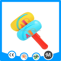 Hot selling play toy for kids pvc inflatable toys hammer