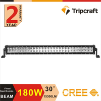 "New products for 2015 dual rows 180 watt 30"" led light bar,high lumen led bar light ,led worklight 180w waterproof"