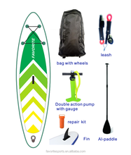 FAVORITE Customized inflatable sup board stand up paddle board isup board