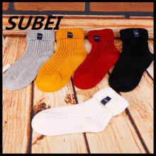 2016 Korean spring models turned mouth absorb sweat lovely cotton sock
