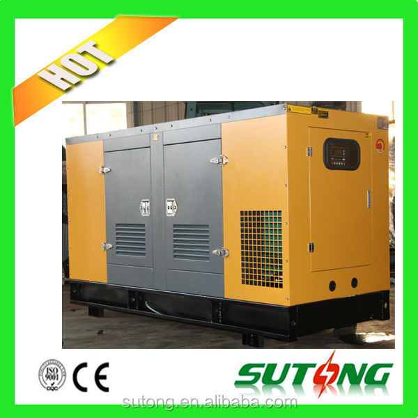 soundproof shangchai emergency diesel generator set