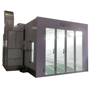 Sspray booth machines/Cabinet spray booth/Auto paint baking equipment