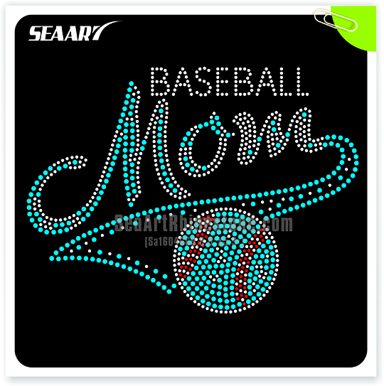 Hotsale golf rhinestone transfers case for tablet