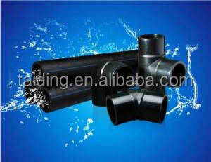 High Quality Polyethylene 50mm HDPE Pipe for Supply Drink Water And Irrigation