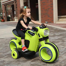 2017 hot sale cheap happy baby rechargeable motorcycle kids plastic motorbike kids cheap motorcycle