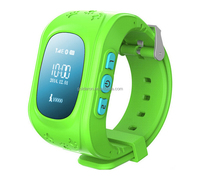 Kids SOS GPS Tracker smart Watch Q50 GPS watch phone for android and IOS
