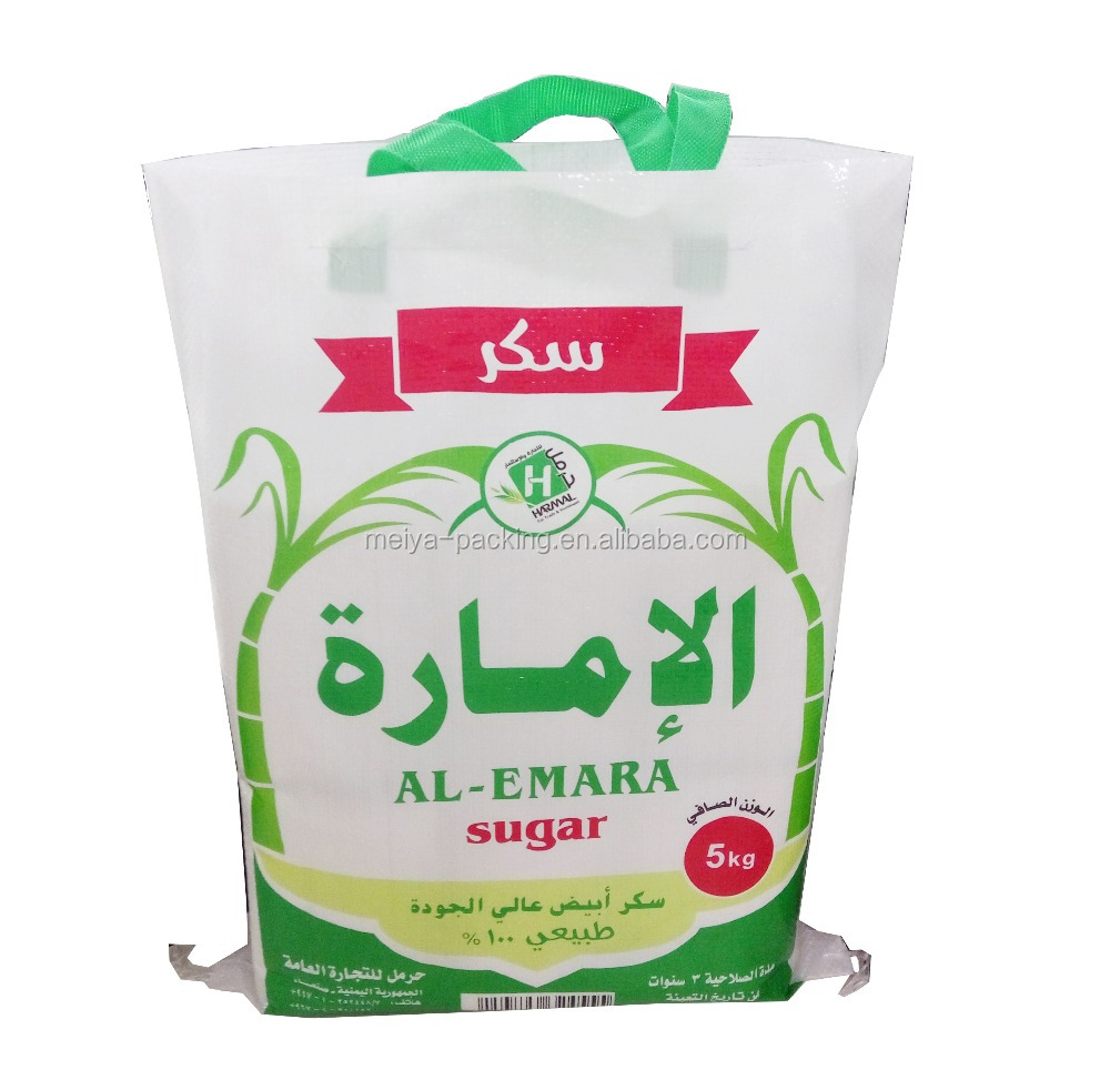 Widely used superior quality big bags of sugar