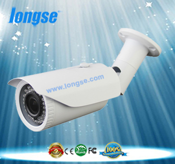 "1080P HISILICON Hi3516C 1/2.8"" SONY 2.4MP High-resolution CMOS Sensor bulid in POE LONGSE HD IP Camera LIZM40S200"