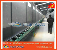Gypsum board production line/gypsum board manufacturing machine process