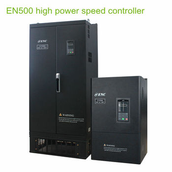 Triple phase 380v 280kw vector control frequency converter and speed controller