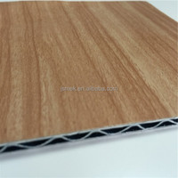 PE 3mm thickness roof panels aluminum composite plate