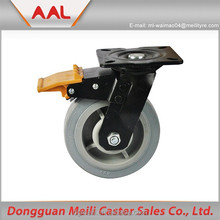 Hot Sale Long Working Life Solid Rubber Wheel