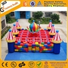 inflatable castle maze with lower price A6016