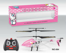 hello kitty mini remote control helicopter gyro 2013 rc toys
