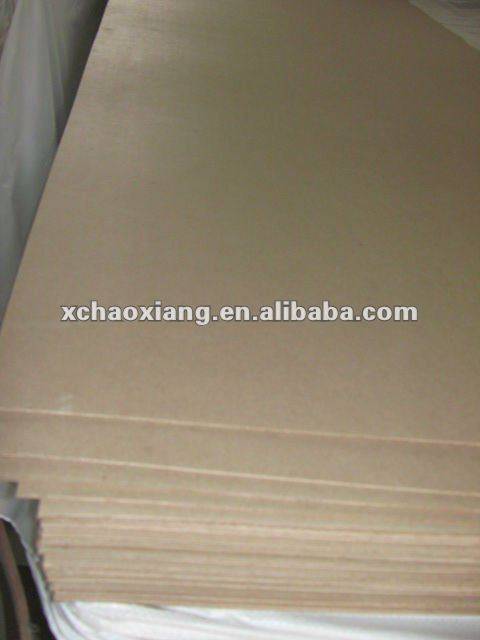 Insulating cardboard/ press paper board