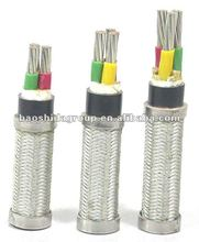 EPR insulated CSM inner sheathed tinned copper braid armored and PVC outer sheathed shipboard power cable