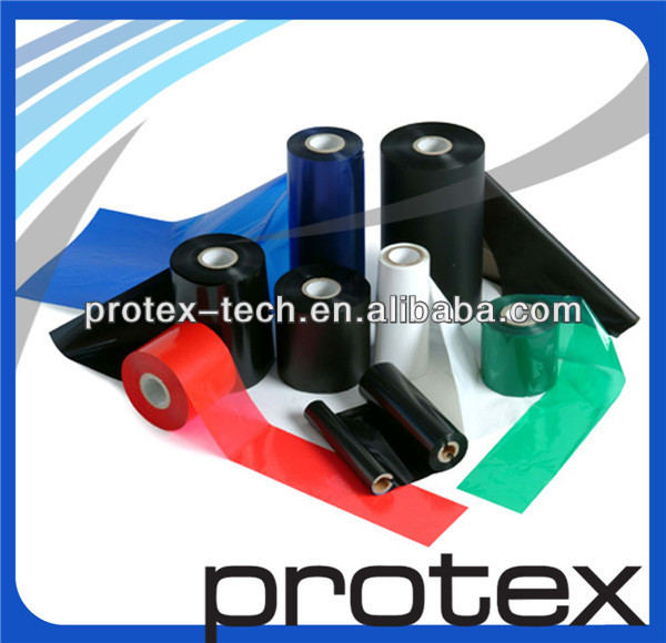 Wax Resin Ribbon printer toner for 2d barcode