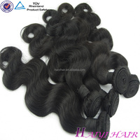 One Donor Virgin Hair Weft Large Stock indian passion human hair weaving