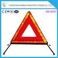 2017Professional production Red traffic sign warning triangle