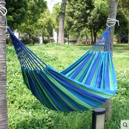 Double Person Light Weight Camping Hammock