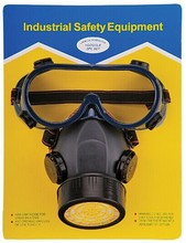 full face high filter chemical respirator mask
