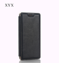 elegant and popular card holder For samsung Galaxy S5 leather flip Case