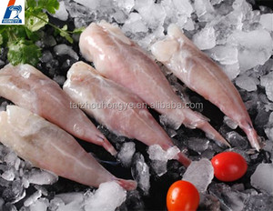 all sizes fish Headed gutted Frozen Monkfish