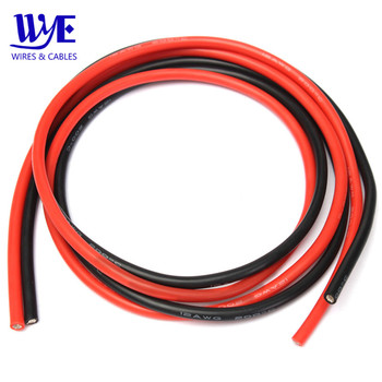 Red Black 12AWG 680stands Soft Flexible Silicone Wire Cable For RC Lipo Battery