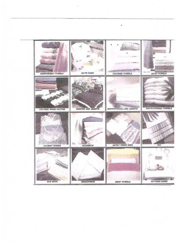 Hosteleria institucional sanitarios de atenci n y las - Textiles para hosteleria ...