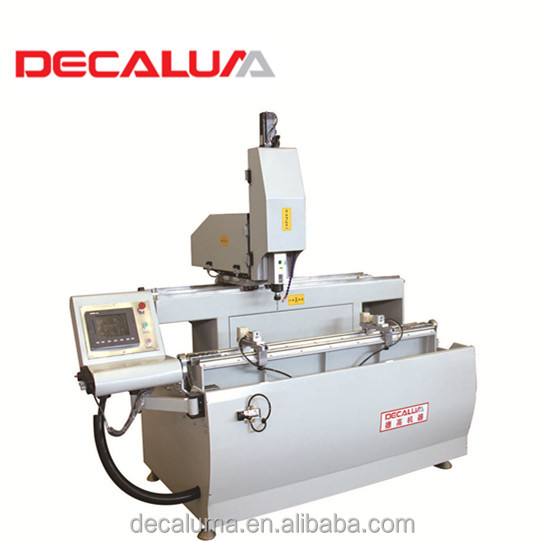 DECALUMA <strong>CNC</strong> Copy <strong>Router</strong> Machine For Drilling Milling for Aluminum Profile