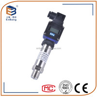China electronic gas pressure sensor with display