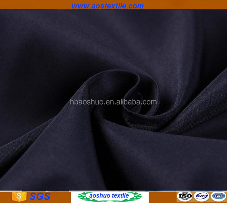 75D*75D 210T china supplier polyester taffeta lining fabrics