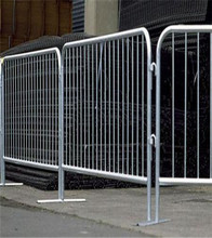 Parking Lot Portable construction fence Temporary Fencing