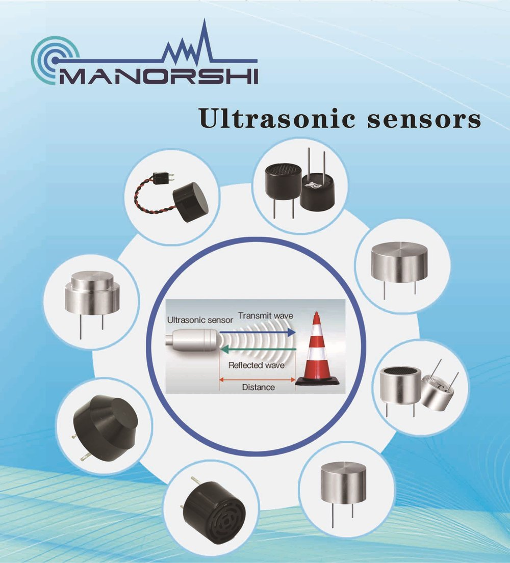 16mm 40kHz Ultrasonic Sensor For Wind Direction