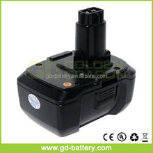 Replacement 18V/3.0Ah Cordless Tool Battery for Dewalt 18V DC9180 Nano Li-ion