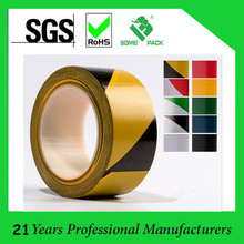 PVC Warning Tape Waterproof Barricade Tape Rubber Adhesive