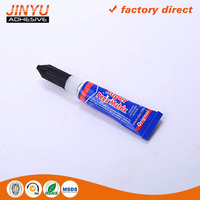 Instant dry Quick dry ethyl cyanoacrylate adhesive