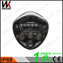 WEIKEN New projector light for motorcycle head light Fit for Polaris Victory Motorcycle