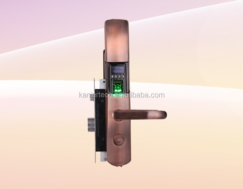 Biometric reader finger print keys and padlocks KA-L9000