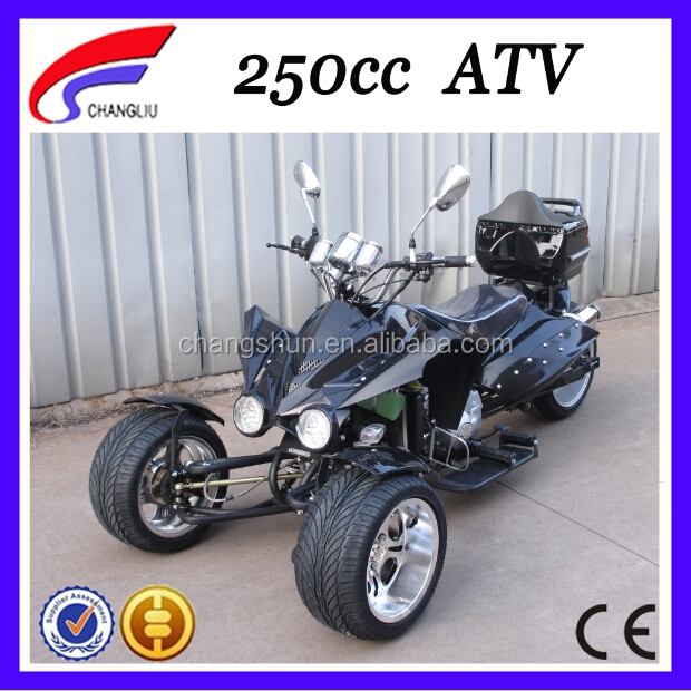 Cheap 3 Wheel 250cc Loncin ATV Quad