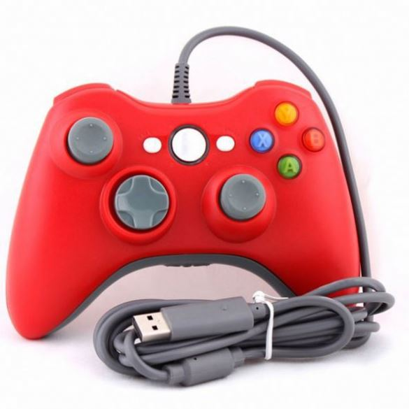 Gamepad Window PC USB Wired Controller for Xbox360 Video Game Console Accessories