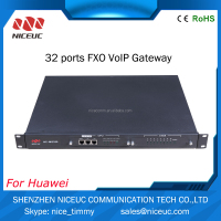 Intercom pbx system, 24fxo and 8fxs port voip gateway, ip pbx system