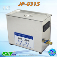 ultra sonic cleaner sonic bath cleaner 6l ultrasonic water bath with digital timer and lid JP-031S