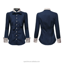 Office Femininas Blusas Women Casual Blouse Designs Different Types Of Blouse Design