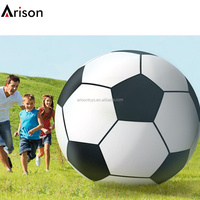 PVC inflatable 6 feet large soccer inflatable big ball made by Arison